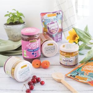 Danival's organic products