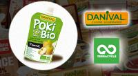 Pokibio Danival maintenant recyclables avec Terracycle 2017